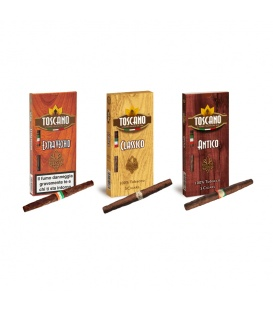 Toscano Traditional Sampler