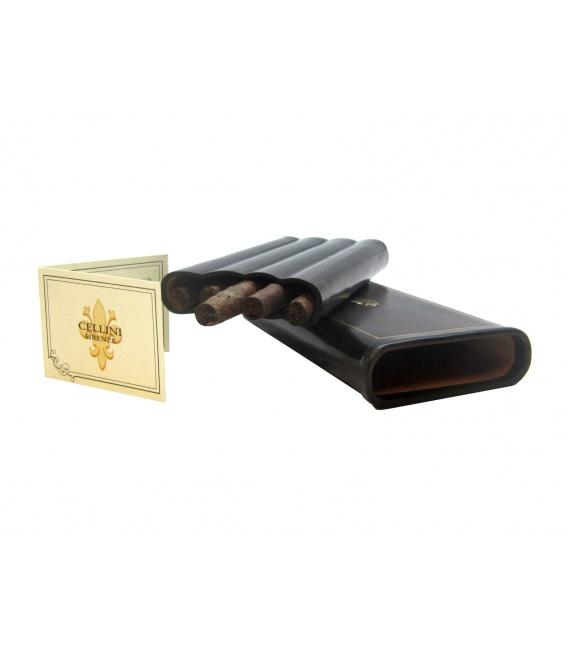 Cellini Fiorentine Vintage Large Cigar Case