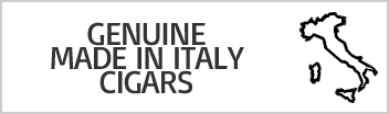 Genuine Made in Italy Cigars