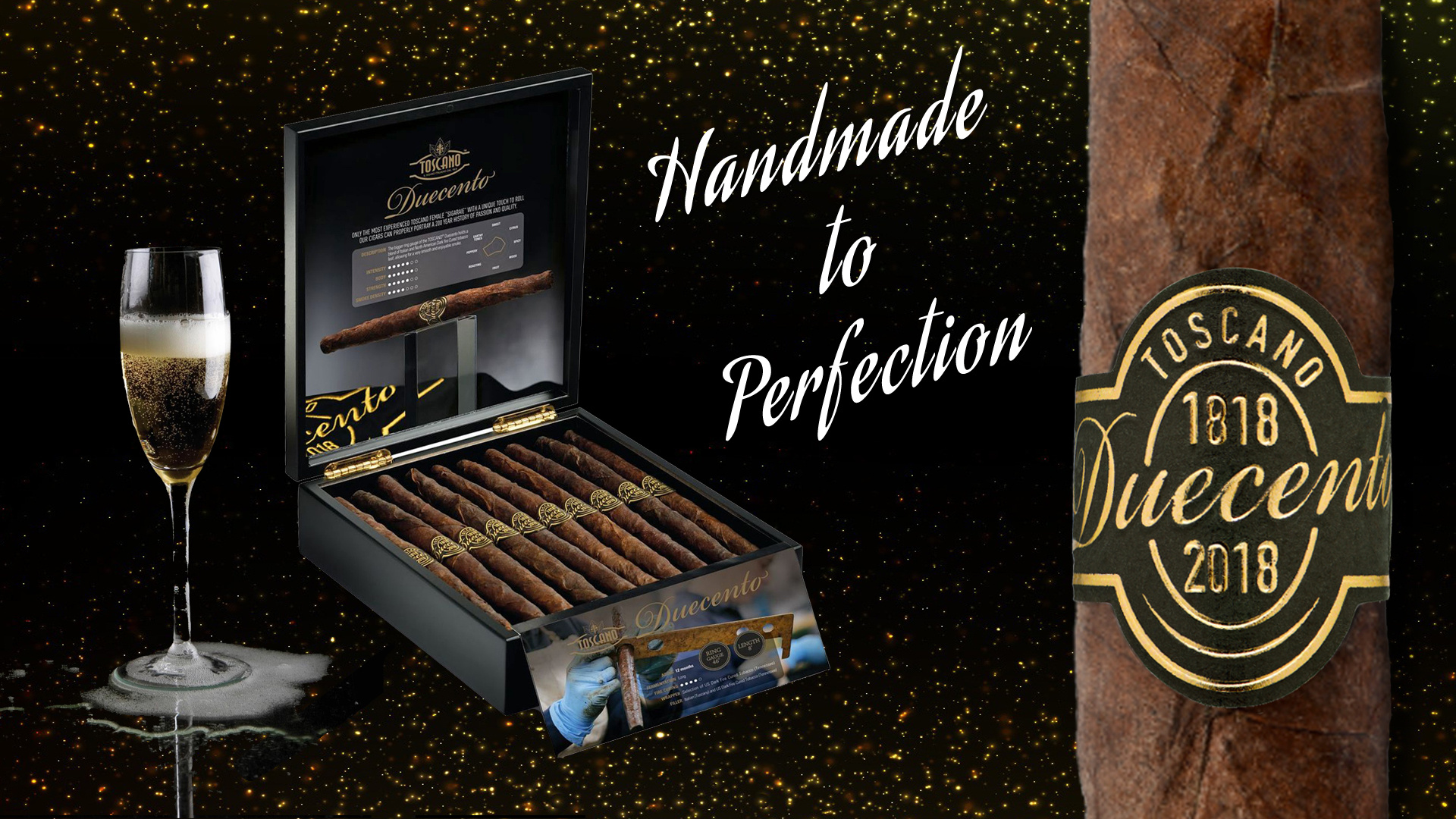 Toscano 200: Handmade to Perfection
