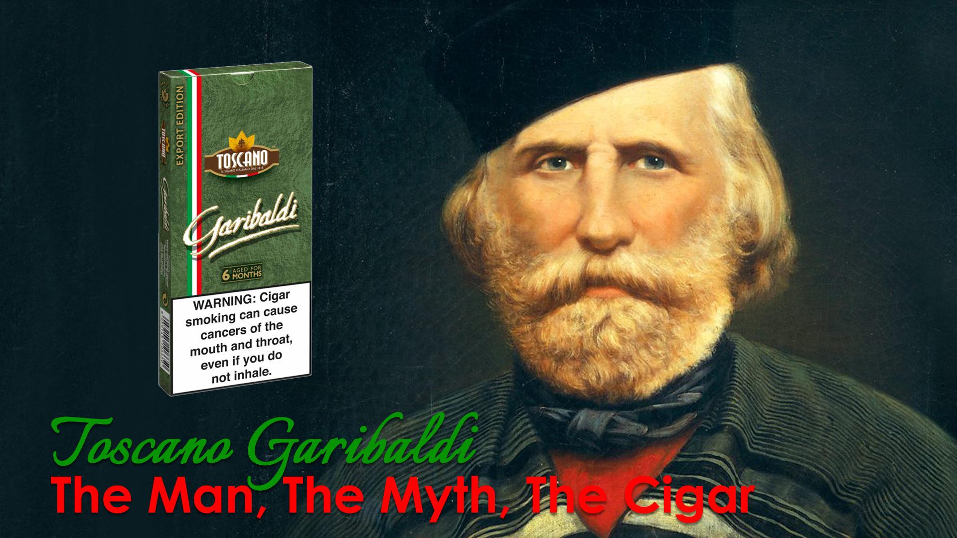 The Man, The Myth, The Cigar
