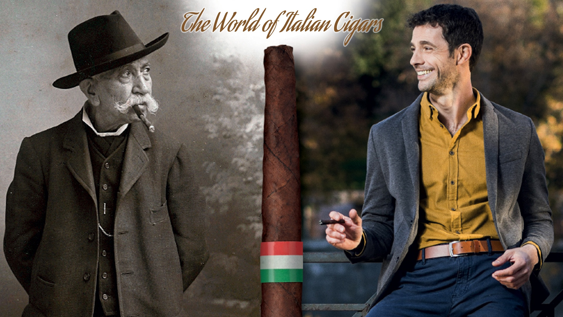 The World of Italian Cigars