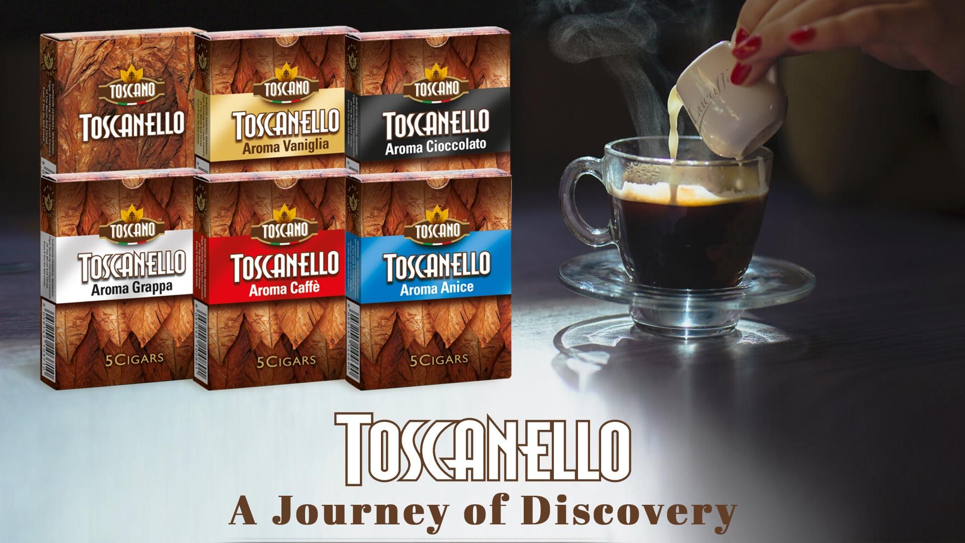 Toscanello Sampler